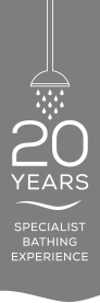 20 Years Specialist Bathing Experience